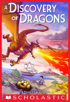 A discovery of dragons Lindsay Galvin