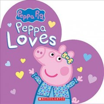Peppa Loves