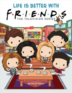 Life Is Better With Friends : Friends Picture Book