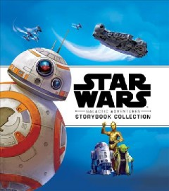 Star wars galactic adventures storybook collection.
