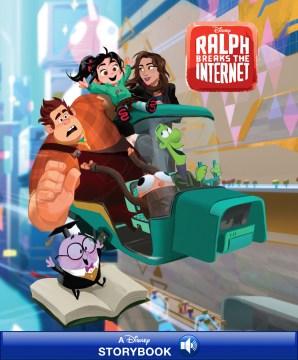 Ralph breaks the Internet : the junior novelization