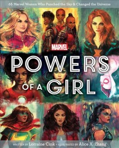 Marvel Powers of a Girl