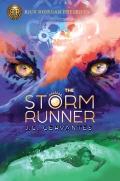 The storm runner J.C. Cervantes.