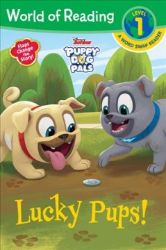 Puppy Dog Pals Lucky Pups