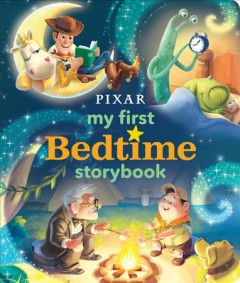 Disney-Pixar My First Bedtime Storybook