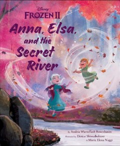 Frozen 2 Picture Book