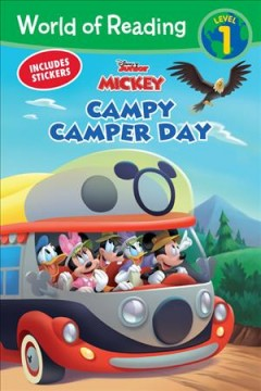 Mickey Campy Camper Day