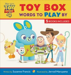 Toy Story 4 Toy Box : Words to Play by