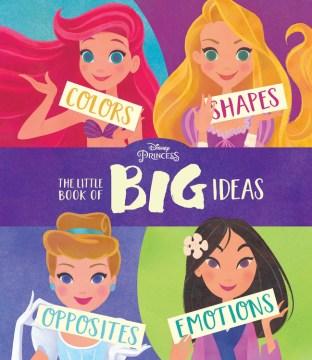 Disney Princess the Little Book of Big Ideas