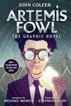 Artemis Fowl [the graphic novel]