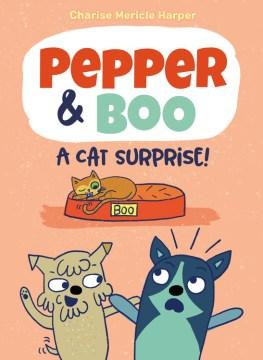 Pepper & Boo a Cat Surprise!