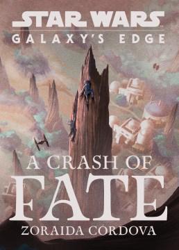 A crash of fate Zoraida Cordova.