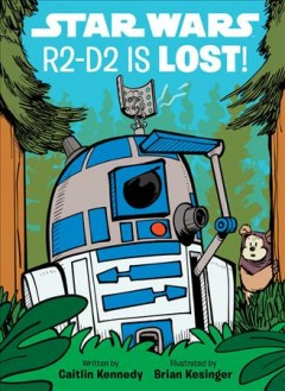 Star Wars R2-D2 Is Lost!