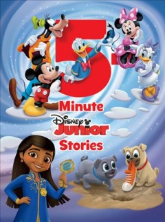 5-minute Disney Junior Stories