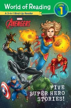 Five Super Hero Stories!