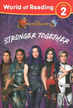 Stronger together / adapted by Steve Behling ; based on the Disney Channel original movie by Josann McGibbon and Sara Parriott.