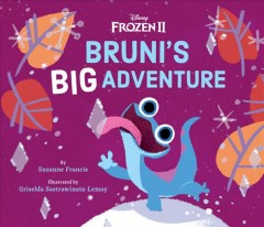 Frozen II Bruni's Big Adventure