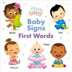Disney Baby Baby Signs : First Words