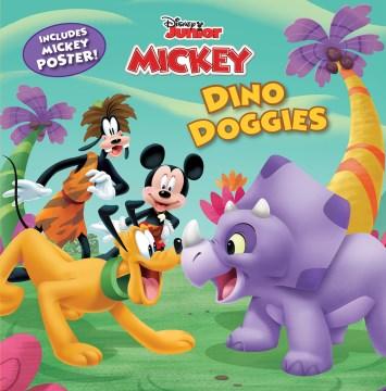 Mickey Mouse Funhouse Dino Doggies