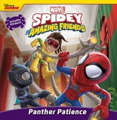 Spidey and His Amazing Friends Panther Patience
