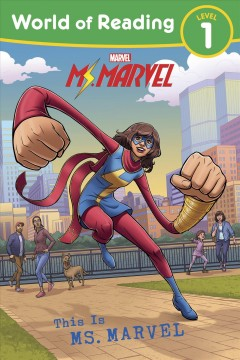 This Is Ms. Marvel