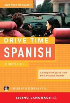 Drive Time - Spanish (CD)
