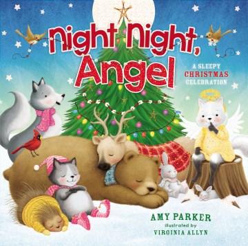 Night Night, Angel : A Sleepy Christmas Celebration