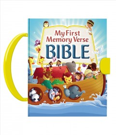 My first memory verse Bible / [text by Jacob Vium-Olesen ; illustrations by Sandrine L'Amour].