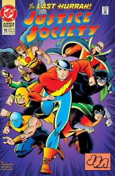 Justice Society of America : The Complete 1992 Series