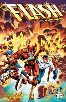 The Flash by Mark Waid. Book four