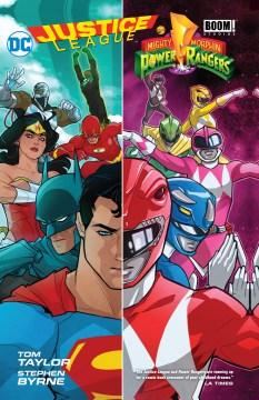 Justice League/ Power Rangers