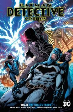 Batman - Detective Comics 8