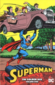 Superman - the Golden Age 5