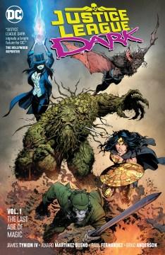 Justice League Dark 1
