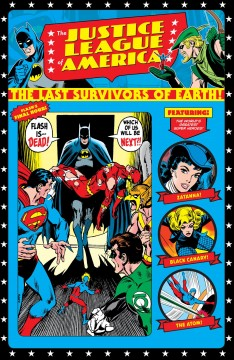 Justice League of America - the Bronze Age 1