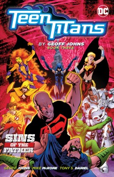 Teen Titans by Geoff Johns 3