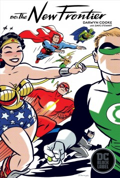 DC, the new frontier / Dc Black Label Edition
