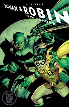 All-star Batman & Robin, the Boy Wonder 1 : Dc Black Label Edition
