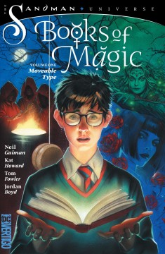 Books of Magic 1 : Moveable Type