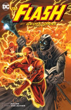 The Flash by Geoff Johns. Book six