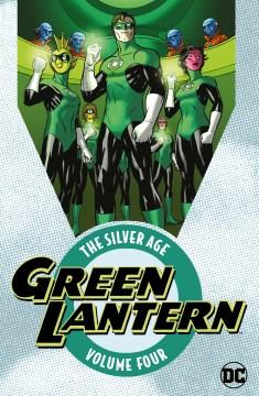 Green Lantern - the Silver Age 4