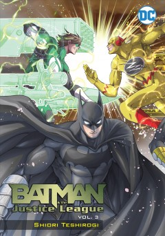 Batman and the Justice League 3