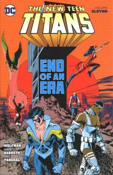 New Teen Titans 11