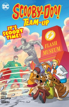 Scooby-Doo team-up : it's Scooby time!