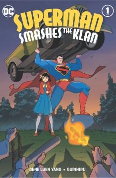 Superman Smashes the Klan 1