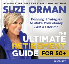 The Ultimate Retirement Guide for 50+ (CD)
