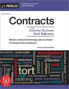 Contracts : the essential business desk reference