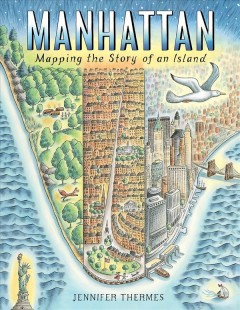 Manhattan : Mapping the Story of an Island