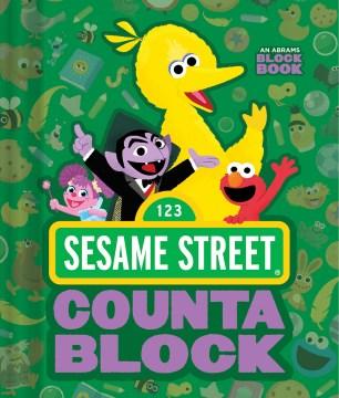 Sesame Street Countablock
