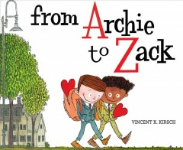 From A. to Z. : not an alphabet book